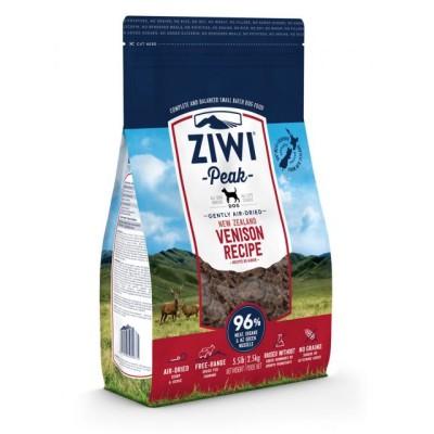 Ziwi Peak Air Dried Venison for Dogs 2.5kg