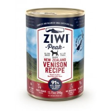 Ziwi Peak Wet Dog Food Venison 12 x 390g