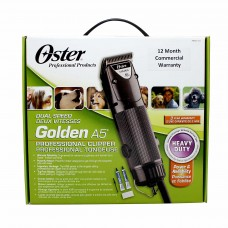 Oster Pet Clipper Kit A5 Professional 2 Speed