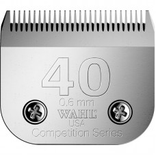 Wahl Competition Clipper Blade #40