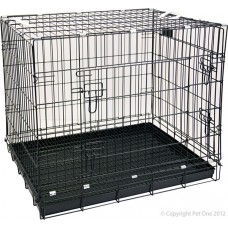 Pet One Collapsible Dog Crate 48 Inch