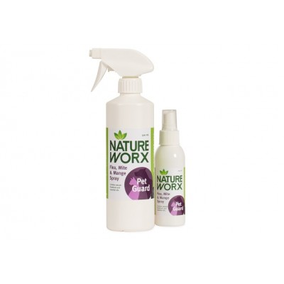 Nature Worx Petguard Insect Spray 1L
