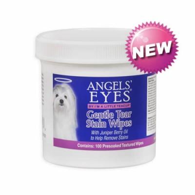 Angels Eyes Tear Stain Wipes 100pk