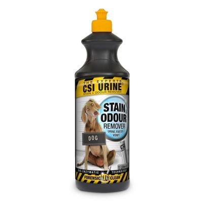 CSI Urine Dog Puppy Stain Odour Remover 1L