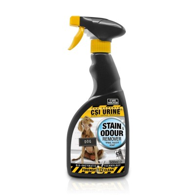 CSI Urine Dog Puppy Stain Odour Remover 500ml