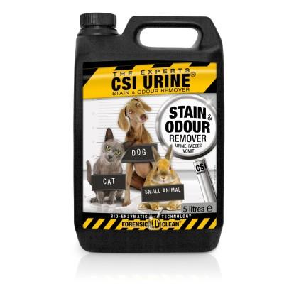 CSI Urine Multi Pet Stain Odour Remover 5L