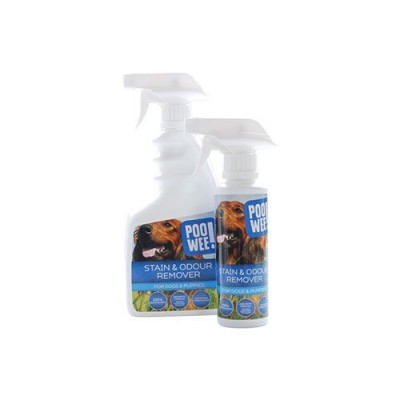 Poowee Canine Stain Odour Remover 750ml