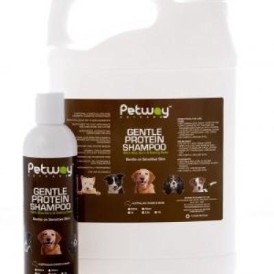 Petway Gentle Protein Dog Shampoo 500ml