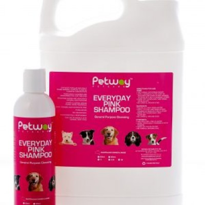 Petway Everyday Pink Dog Shampoo 500ml