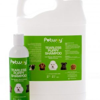 Petway Tearless Puppy Shampoo 1L