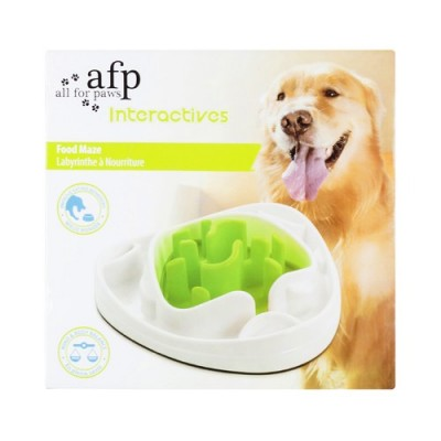 All For Paws Dog Toy Interactive Food Maze