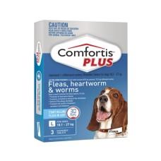 Comfortis Plus Dog 18.1-27kg 6pk