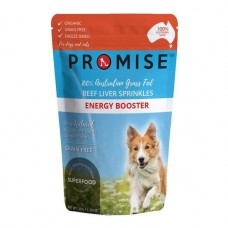 Promise Dog Treats Organic Beef Liver Sprinkles Energy Booster 50g
