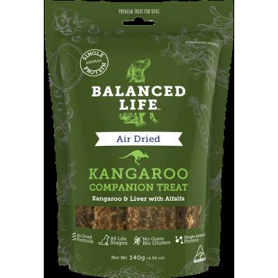 Balanced Life Companion Dog Treat Kangaroo 140g