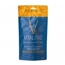 Vitalitae Superfood Jerky Immunity & Defence Dog Treats 150g