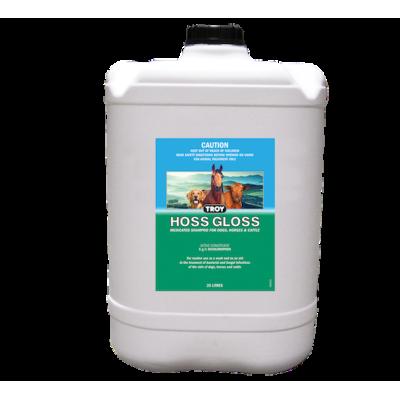 Troy Hoss Gloss Medicated Shampoo 25L