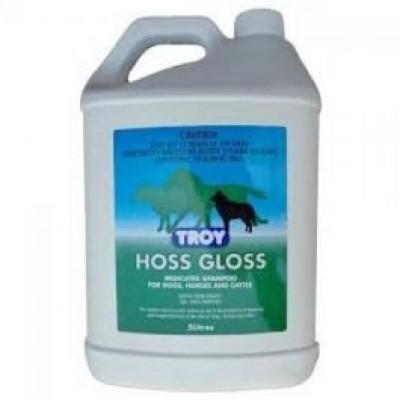 Troy Hoss Gloss Medicated Shampoo 5L