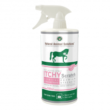 Natural Animal Solutions Equine Itchy Scratch 500ml