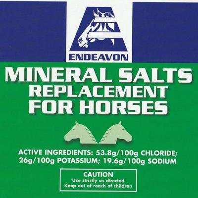 Endeavon Mineral Salts Replacement 20kg