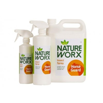 Nature Worx Horse Guard Insect Spray 5L