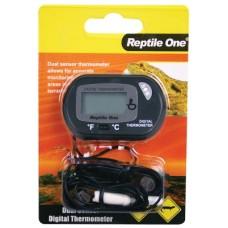 Reptile One Dual Zone Sensor LCD Thermometer