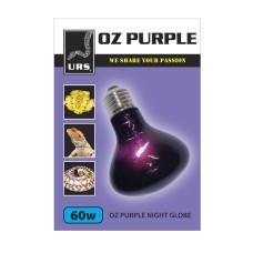 URS OZ Purple Night Globe Heat and Light 60W ** SPECIAL ORDER **