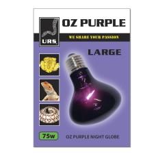 URS OZ Purple Night Globe Large 100W  ** SPECIAL ORDER **