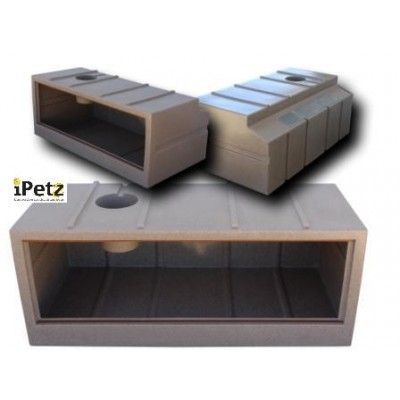 URS Deluxe Vivarium Sandstone Large with Dome **SPECIAL ORDER**