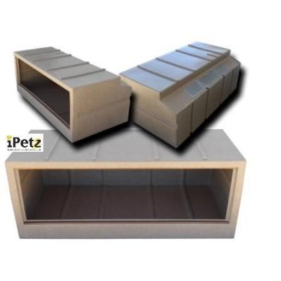 URS Deluxe Vivarium Sandstone Medium No Dome **SPECIAL ORDER**