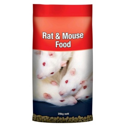 Laucke Mills Rat Mouse Food 20kg