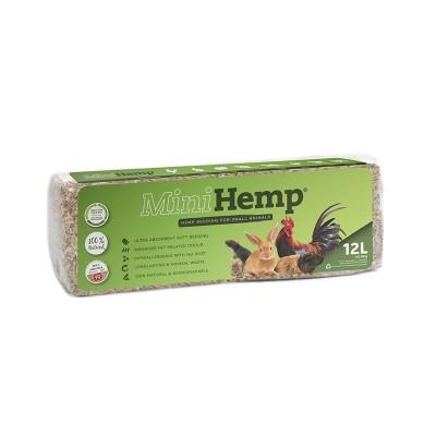 OzHemp Mini Hemp Bedding 48L