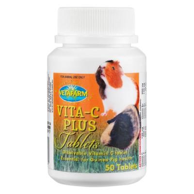 Vetafarm Vita-C Small Animal Tablets 50pk