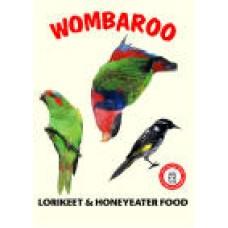 Wombaroo Lorikeet & Honeyeater 4.5kg