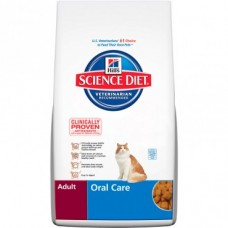 Hill's Science Diet Dry Cat Food Adult Oral Care 4kg