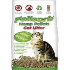 Felisorb Hemp Pellet Cat Litter 10kg