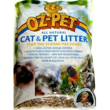 Oz Pet Cat Litter 15kg