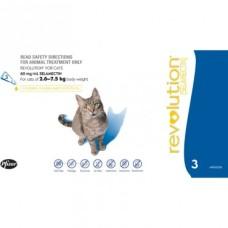 Revolution Cat Blue 2.5-7.5kg 3pk