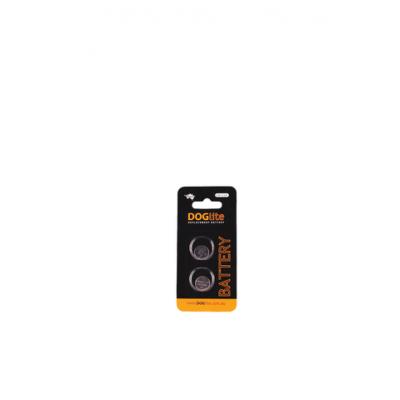 Doglite Battery Pack 2 Pack - 2032