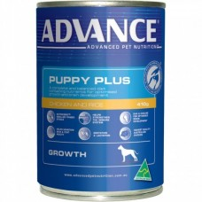 Advance Wet Dog Food Puppy Growth 12 x 410g