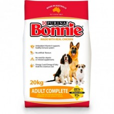 Bonnie Dry Dog Food Complete 20kg