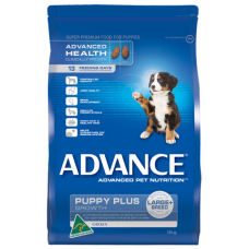 Advance Dry Dog Food Puppy Large Breed Chicken 20kg