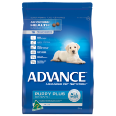 Advance Dry Dog Food All Breed Puppy Growth Chicken 20kg