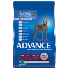 Advance Dry Dog Food Large Breed Chicken 20kg