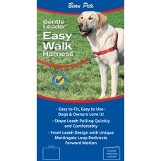 Beaupet Gentle Leader Easy Walk Harness Black Large