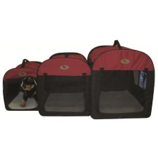 Dog Carrier Red Large