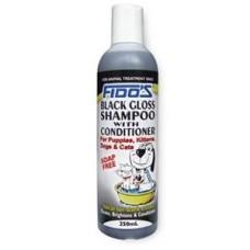 Fido's Black Gloss Shampoo & Conditioner 250ml