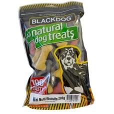Blackdog Mini Multi Mix Biscuits Dog Treats 200g