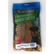 Blackdog Sweet Potato Slice Dog Treat 120g