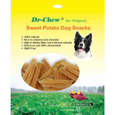 Dr Chew Sweet Potato Snack Frys 454g