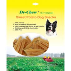 Dr Chew Sweet Potato Snack Frys 454g